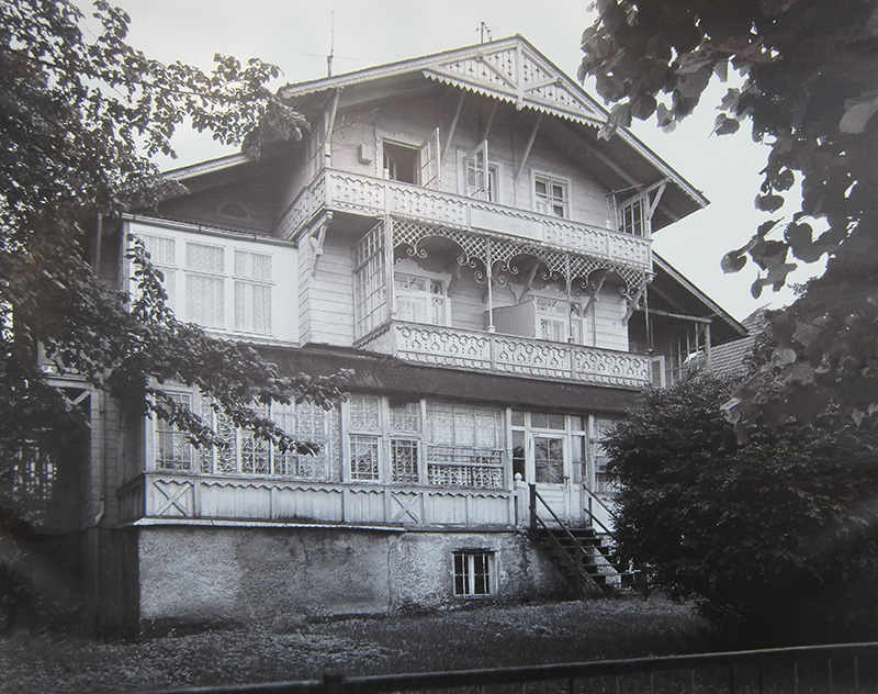 Villa Ruscha