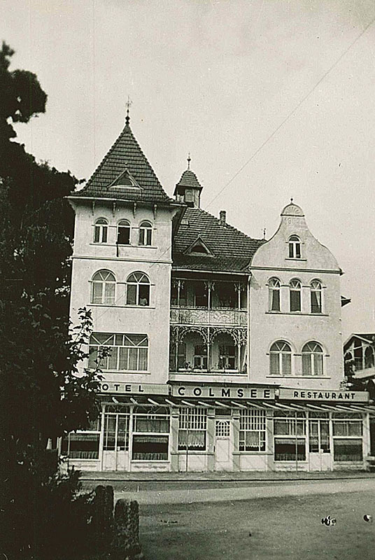 Haus Colmsee