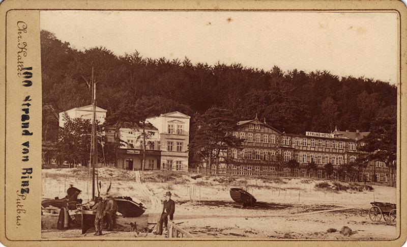 Häuser | Grand Hotel Binz | Villen Rundgang | Ostseebad Binz ...