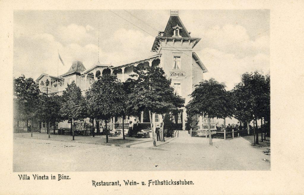 Loev Hotel Rügen (Haus Vineta)