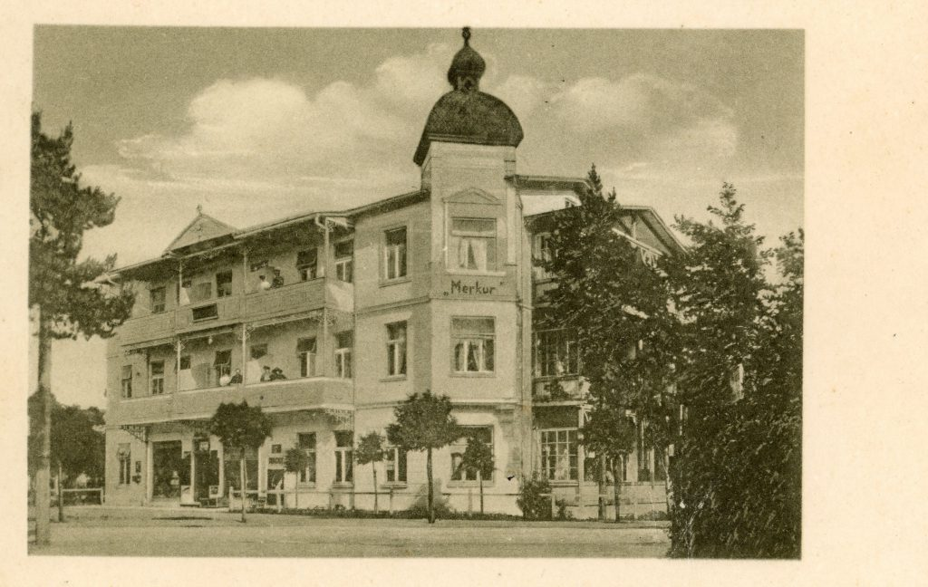 Haus Merkur