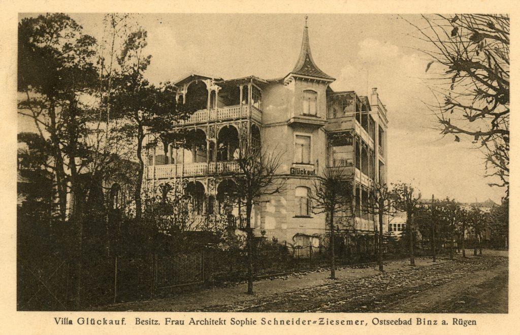 Villa Glückauf